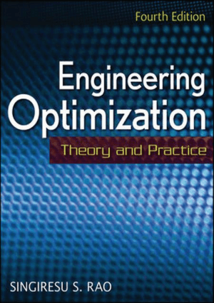 Engineering Optimization Theory and Practice 4th Edition S S Rao