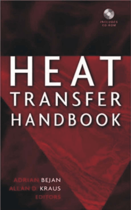 heat transfer handbook Adrian Bejan