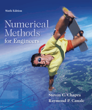 Numerical Methods for Engineers By Steven
