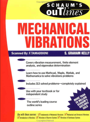 schaums outlines of mechanical vibrations