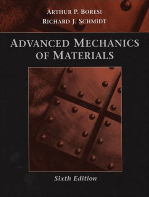 advanced mechanics of materials sixth edition arthur p. boresi