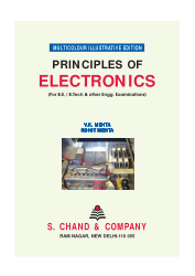 principles of electronics by vk mehta