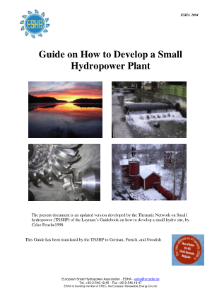 Guide on How to Develop a Small Hydropower Plant