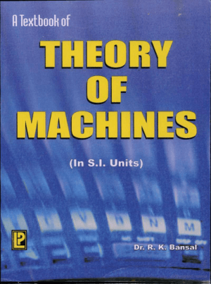 A Textbook of Theory of Machines in S I units_Part1