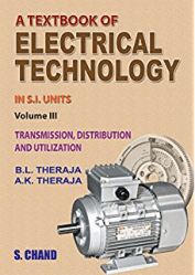 a textbook of electrical technology volume 3 by theraja
