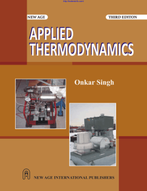Applied Thermodynamics 3rd Edition By Onkar Singh