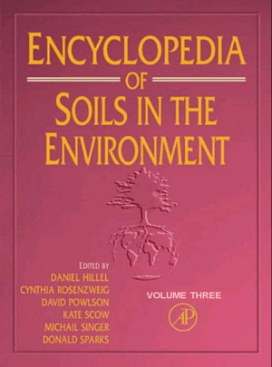 Encyclopedia of Soils in the Environment Volume-3