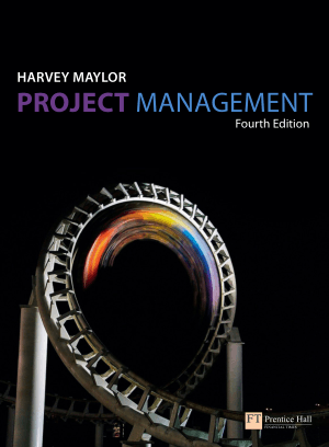Project Management Fourth Edition Harvey Maylor