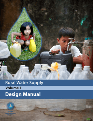 Rural Water Supply Design Manual Volume-I