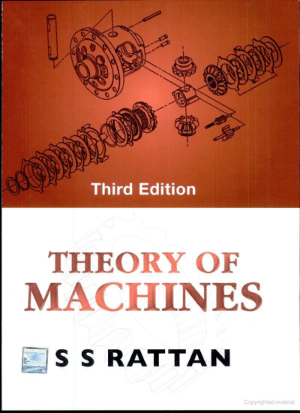 Theory of Machines 3rd edition S.S.Rattan
