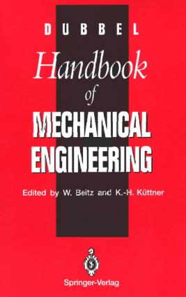 Dubbel Handbook of Mechanical Engineering_Part1