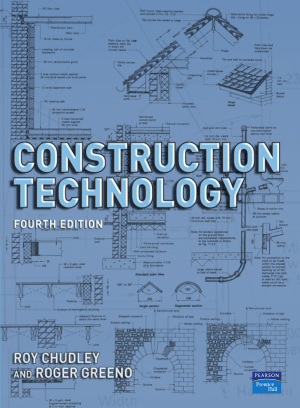 construction technology fourth edition roy chudley