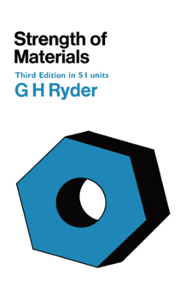 Strength of Materials third edition G. H. RYDER