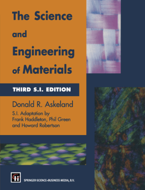 The Science and Engineering of Materials_Part1