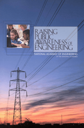 Raising Public Awareness of Engineering Lance A. Davis and Robin D. Gibbin