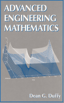 Advanced Engineering Mathematics with MATLAB Dean G. Duffy