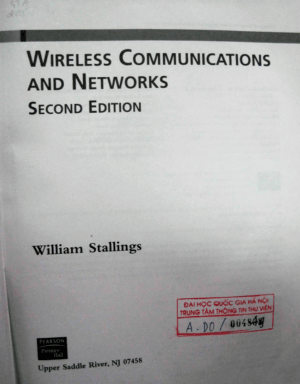 wireless communications and networks second edition william stallings