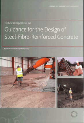 Guidance for the Design of Steel Fibre Reinforced Concrete