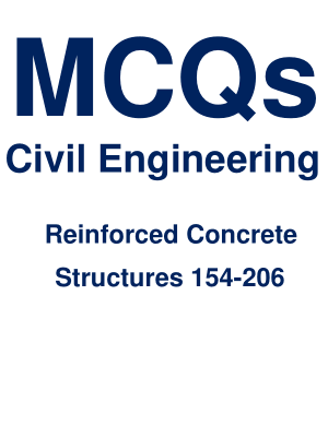 Reinforced Concrete Structures 155-206