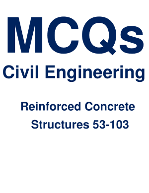 Reinforced Concrete Structures 53-103