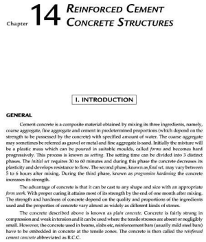 MCQs of Reinforced Concrete structures