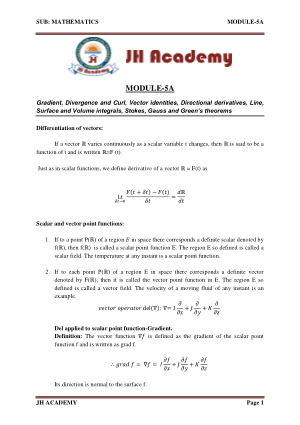 Mathematics Notes and Formulas Gate Exam part-5