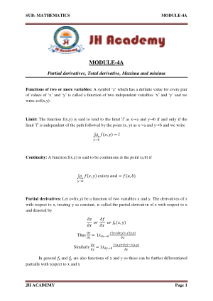 Mathematics Notes and Formulas Gate Exam part-4