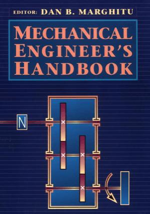 Mechanical Engineering Handbook by Dan B. Marghitu