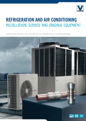 Refrigeration and Air Conditioning Installation Service and Original Equipment