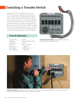 Black and Decker The Complete Guide to Wiring 5th Edition Current with 2011-2013 Electrical Codes_Part4
