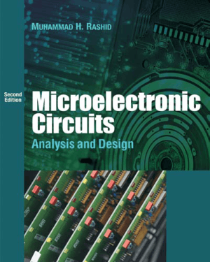 Microelectronic Circuits Analysis and Design Cengage Learning