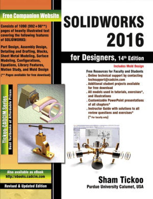 Solidworks 2016 for designers 14th edition_Part1