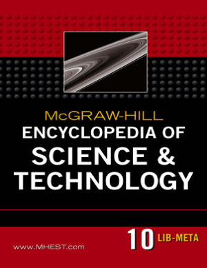 Encyclopedia of Science and Technology volume-10