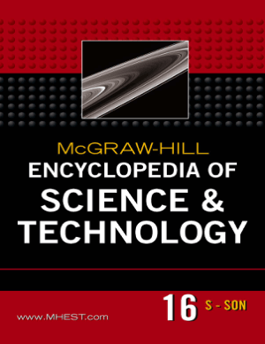 Encyclopedia of Science and Technology volume-16