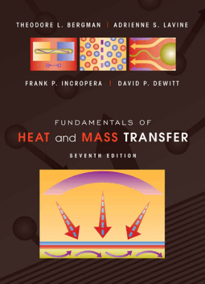 Fundamentals of Heat and Mass Transfer Wiley (2011)