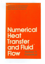 Numerical Heat Transfer and Fluid Flow By Suhas V Oatankar