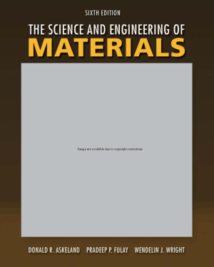 The Science and Engineering of Materials 6th_Part1