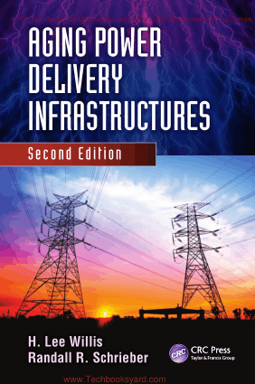Aging Power Delivery Infrastructures 2nd Edition by H Lee Willis and Randall R Schrieber
