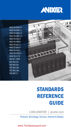 Anixter Standard Ref Guide ECS US