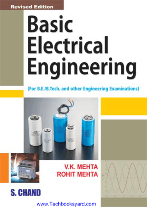 Basic Electrical Engineering by V. K. Mehta and Rohit Mehta