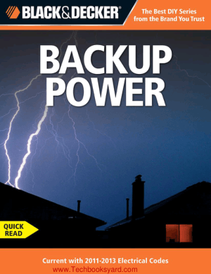 Backup Power Current