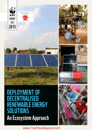 Deployment of Decentralised Renewable Energy Solutions An Ecosystem Approach