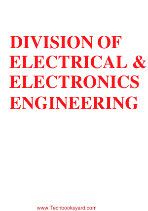 Division Of Electrical And Electronic Engineering