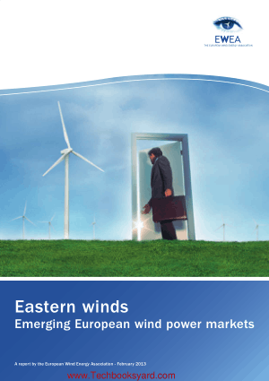 Eastern winds Emerging European wind power markets