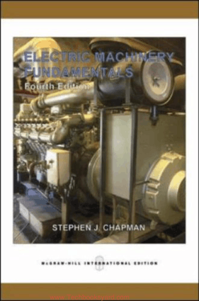Electric Machinery Fundamentals Power and Energy By Stephen J. Chapman