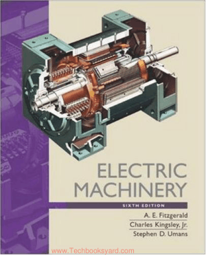 Electric Machinery Sixth Edition By A E Fitzgerald