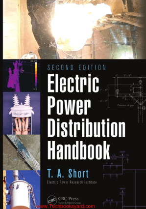 Electric Power Distribution Handbook 2nd Edition By T A Short