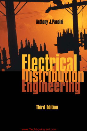 Electrical Distribution Engineering Third Edition By Anthony J Pansini