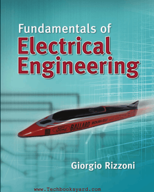 Fundamentals of Electrical Engineering First Edition By Giorgio Rizzoni