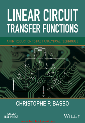 Linear Circuit Transfer Functions By Christophe P. Basso